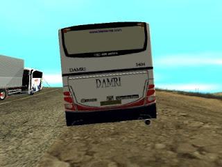 GTA San AndreasMods Bus Damri (ADI PUTRO)