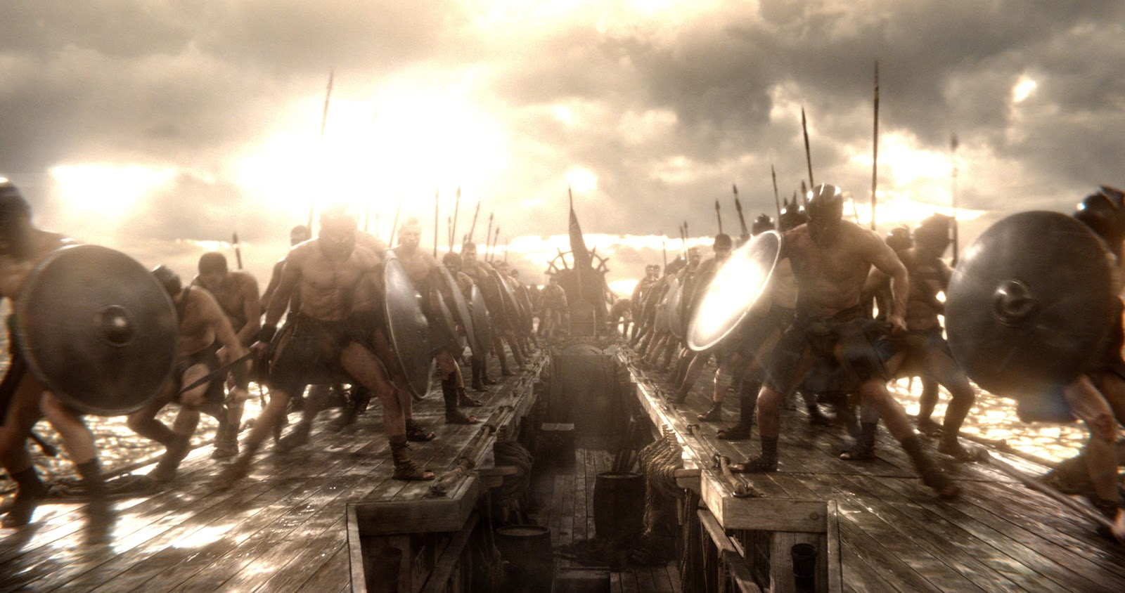300: Rise of an Empire WAR