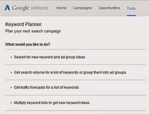google-adword-keyword-planner