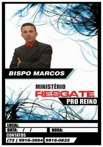 BISPO MARCOS MIRANDA