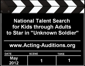 Unknown Soldier National Talent Search
