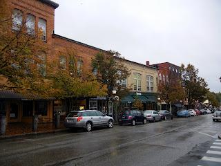 Downtown Bath, Maine
