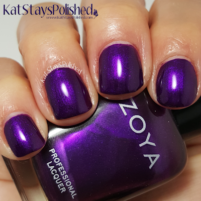 Zoya Flair 2015 - Giada | Kat Stays Polished