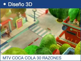 MTV COCA COLA 30 RAZONES