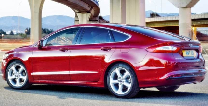 2015 Ford Mondeo Titanium 2.0 TDCi Review