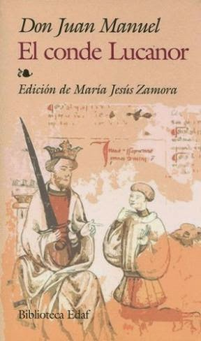 El Conde Lucanor 'Historia de la literatura española para niños...contada por adolescentes'