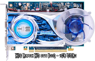 HIS Radeon HD 5570 IceQ 1GB DDR3