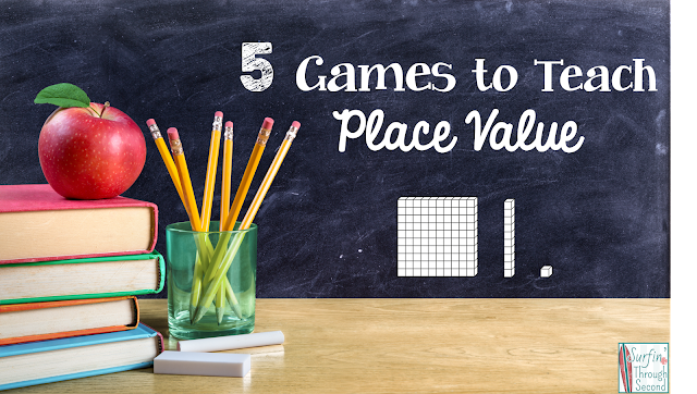 http://primarychalkboard.blogspot.com/2015/09/games-to-teach-place-value.html
