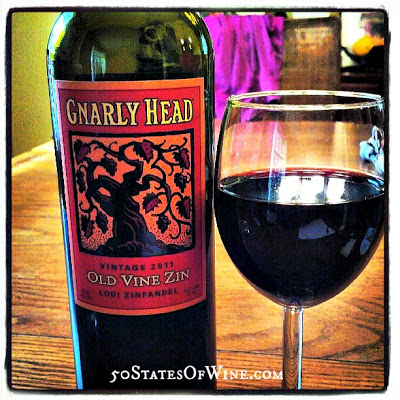Gnarly Head 2011 Old Vine Zin