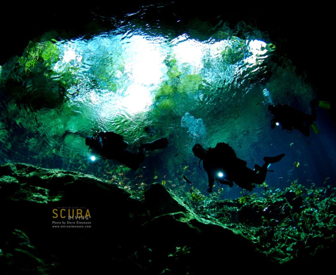 Scuba diving wallpaper hd