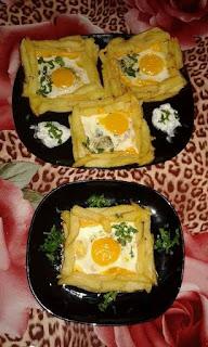 Recette des œufs aux pommes de terre
