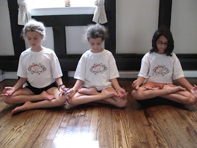 Meditation for children nj