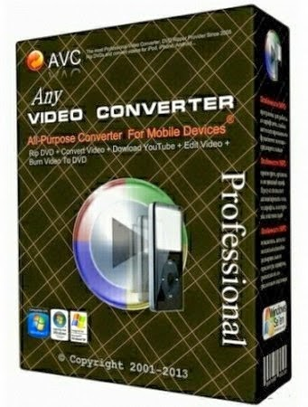 Download Any Video Converter Professional 5.6.2 Final