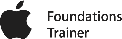 Apple Foundations Trainer