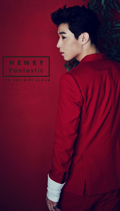 Henry (Super Junior M) - Mini Album Vol.2