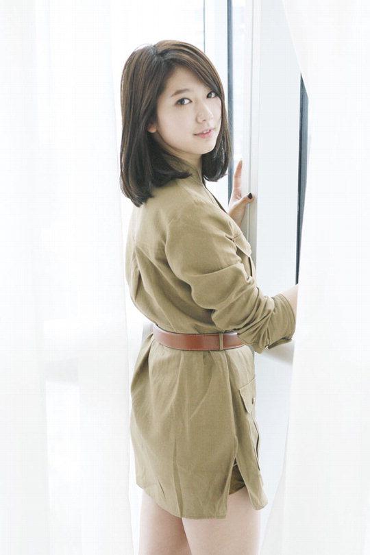 shinhyecutejuniormagz2 Kumpulan Foto Cantik dan Profil Lengkap Park Shin Hye
