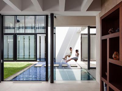 Rumah Modern Ala Jepang 17