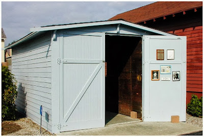 Garaje donde nació Disney