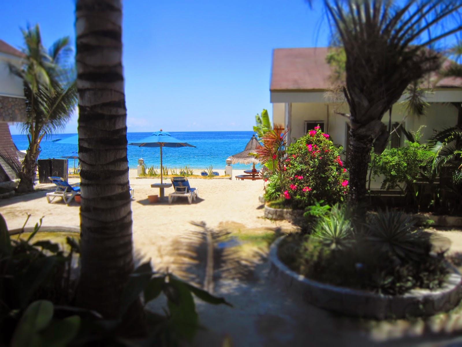 BLUE CORAL BEACH RESORT BATANGAS ADVENTURE