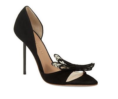 Kurt Geiger Black d'orsay heels
