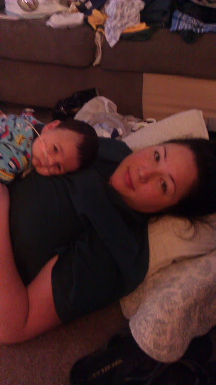 mommy and bubby