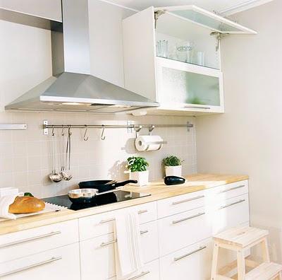 Manualidades decoraci n pintura encimera de cocina - Encimera de madera para cocina ...