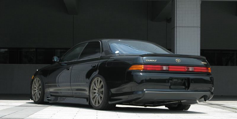 148. Zdjęcia #051: Toyota X90 - Chaser, Mark II & Cresta. staryjaponiec blog 日本車, チューニングカー, トヨタ