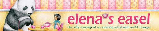 elena's easel