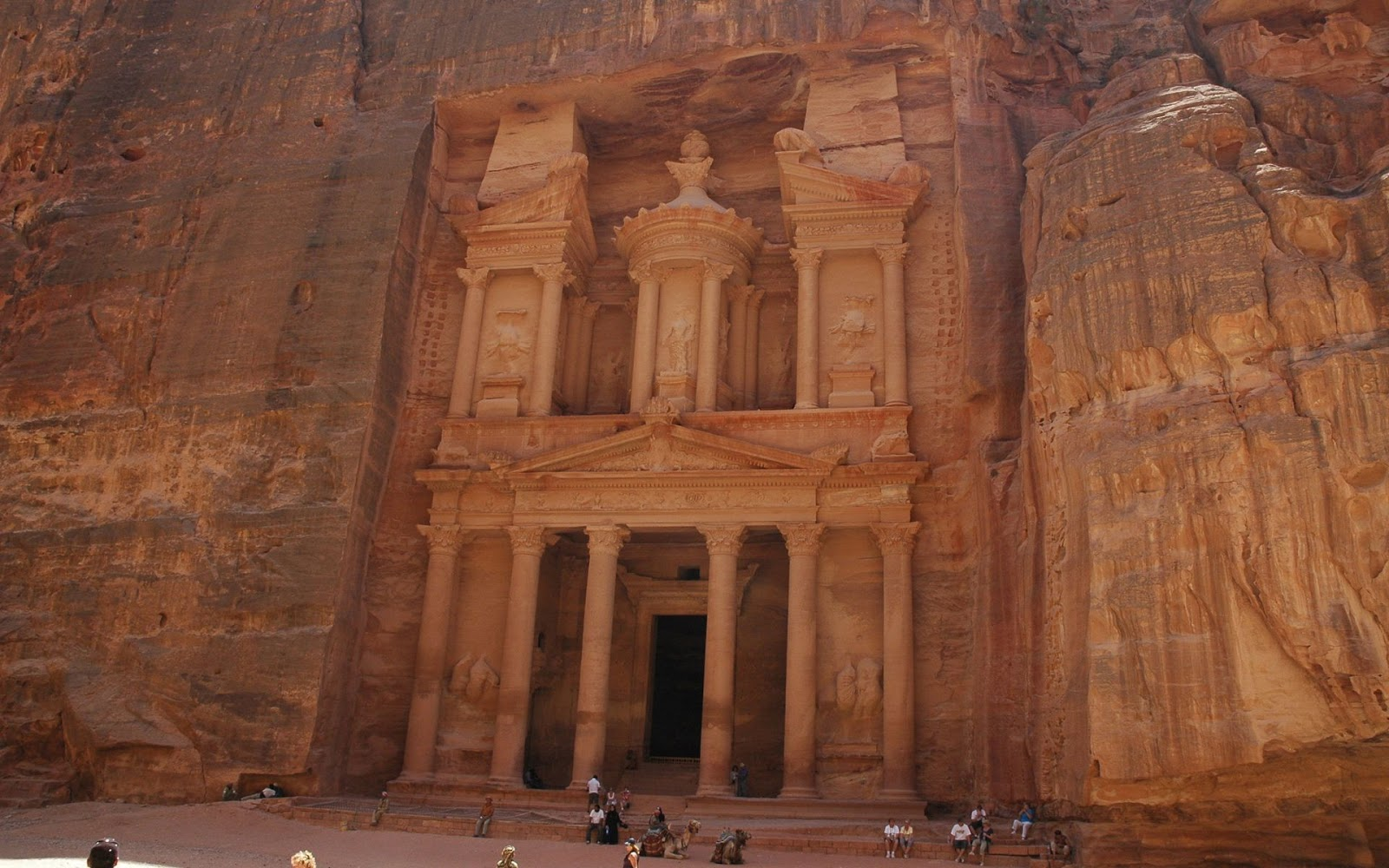Petra Jordan  city images : Travel Trip Journey: Petra Jordan