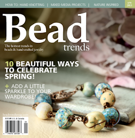 As Seen In ~ Bead Trends April 2013