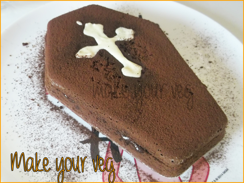 Make your veg veg in cucina torta cioccolatosa a forma for Isola cucina a forma di torta
