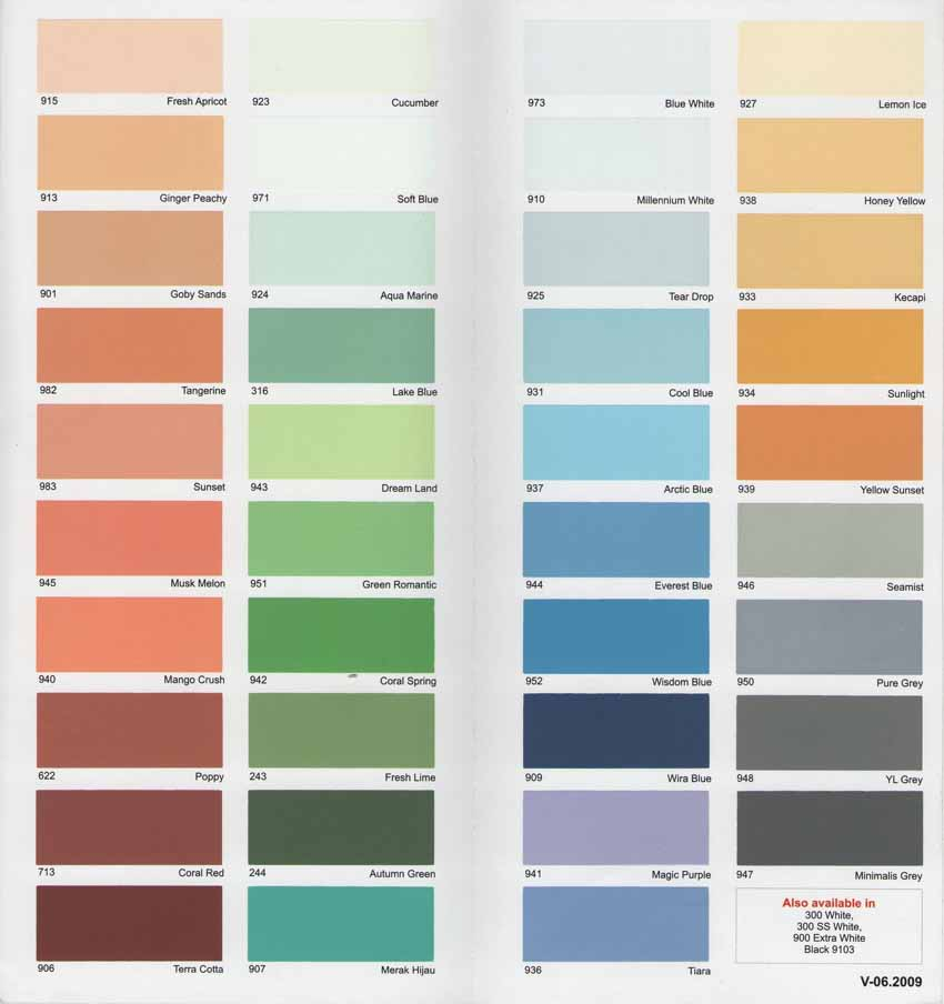 Catylac Colour Design Interior | Joy Studio Design Gallery ...