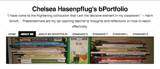 Hasenpflugs Blog Screenshot
