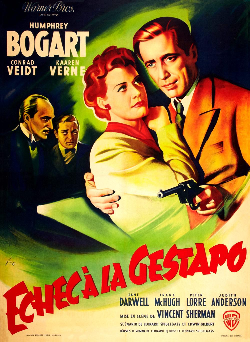 French film noir posters images for Miroir noir film