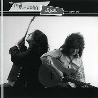 The Phil & John Show - Cover Art (2006)