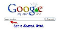 Google Squared search engine