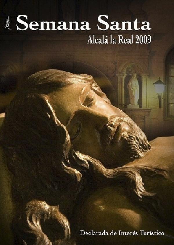 Cartel de semana santa de alcal la real - Antonio daza alcala la real ...