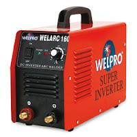 เครื่องเชื่อม Inverter WELPRO รุ่น WELARC 160