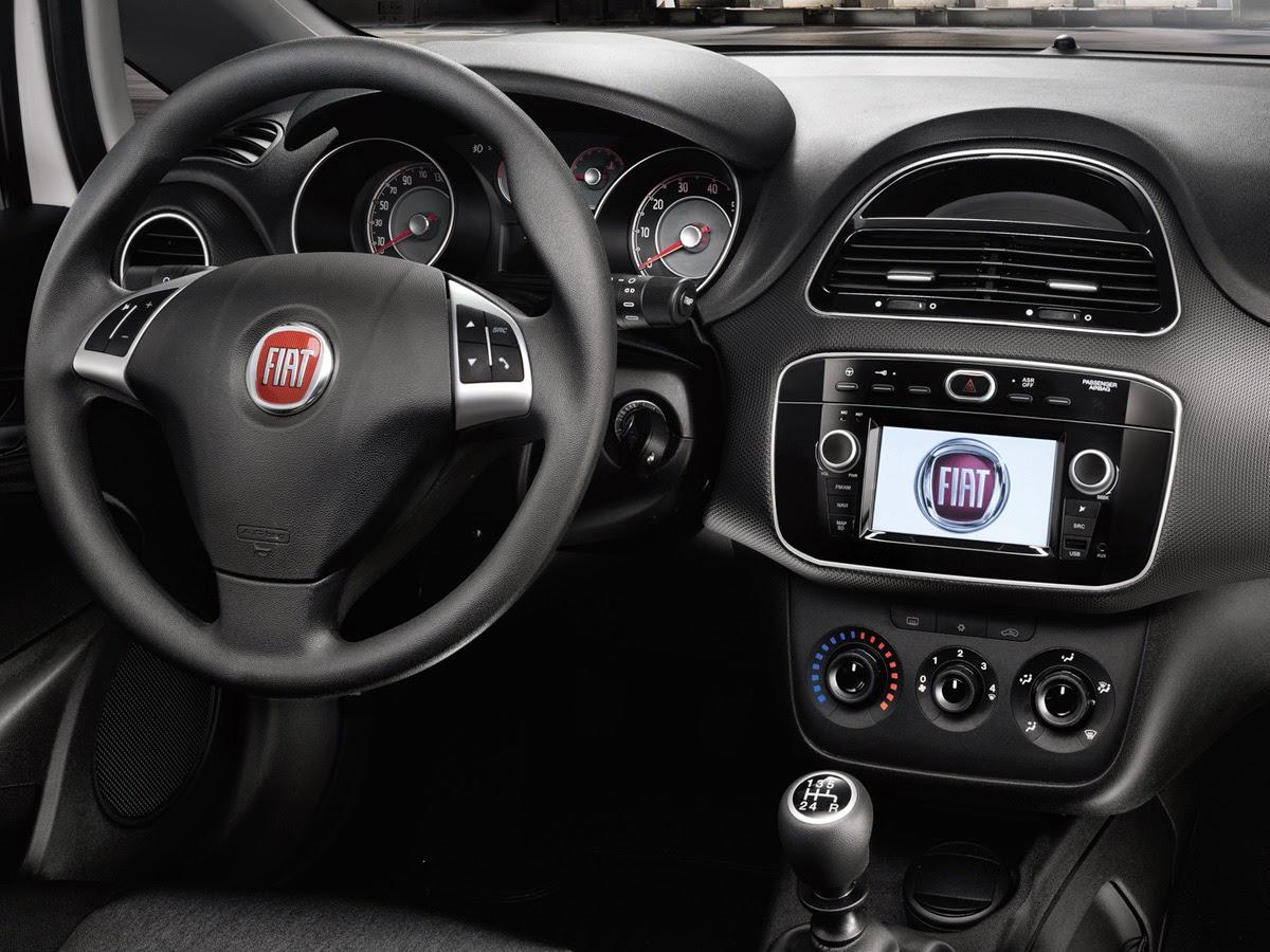 Nuova Gamma Fiat Punto