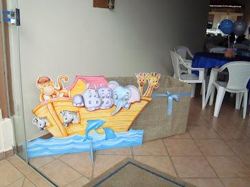 Arca de Noé - Presentes