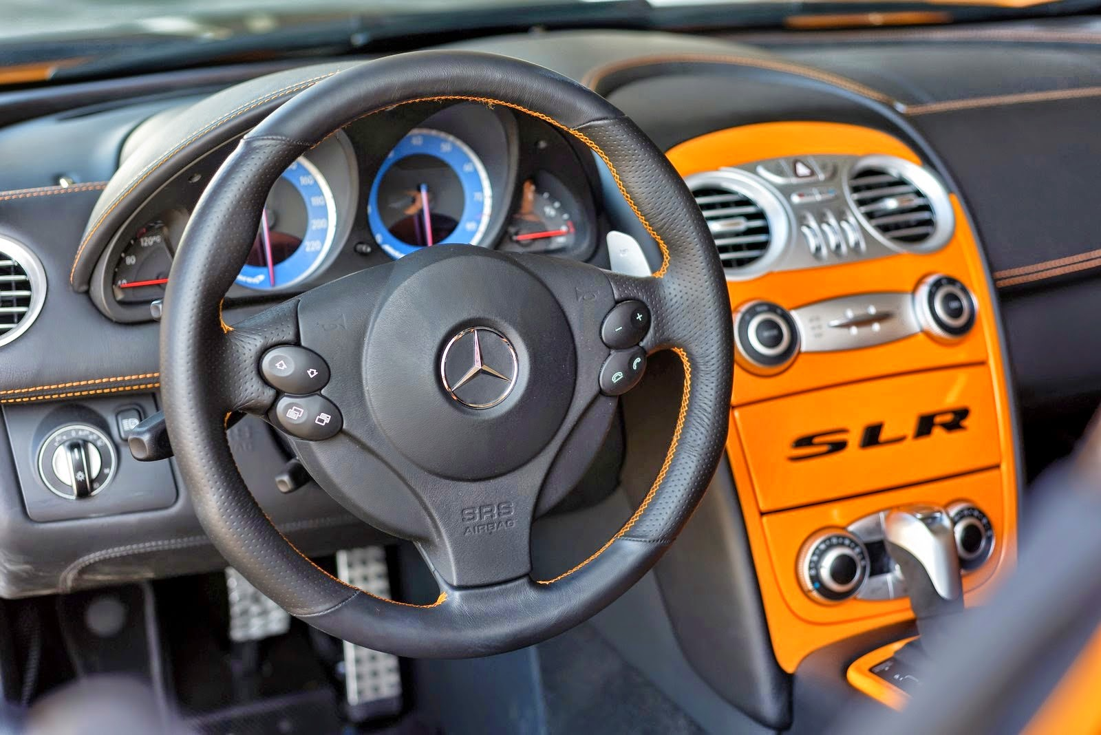 Mercedes C Class For Sale >> Mercedes-Benz SLR McLaren 722S Roadster Edition | BENZTUNING