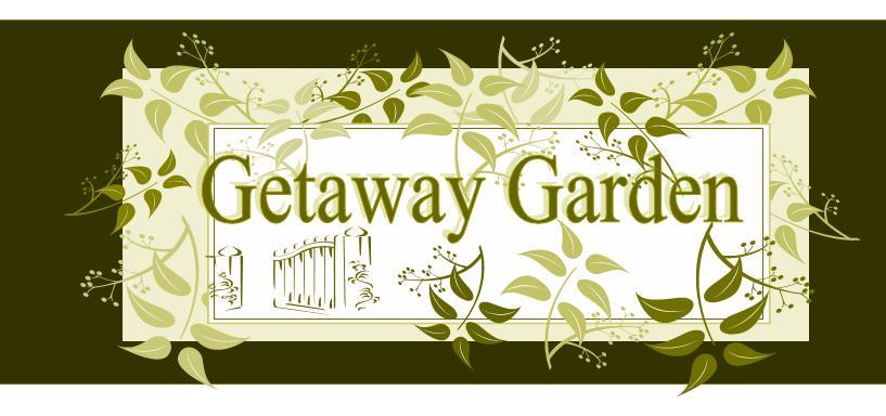 Getaway Garden