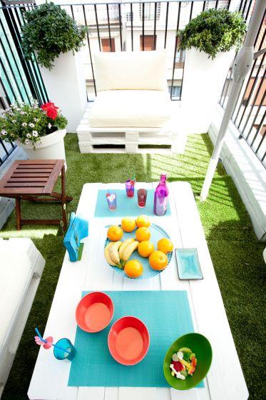 Decoraxpoco balcones terrazas patios - Decorar terraza chill out ...