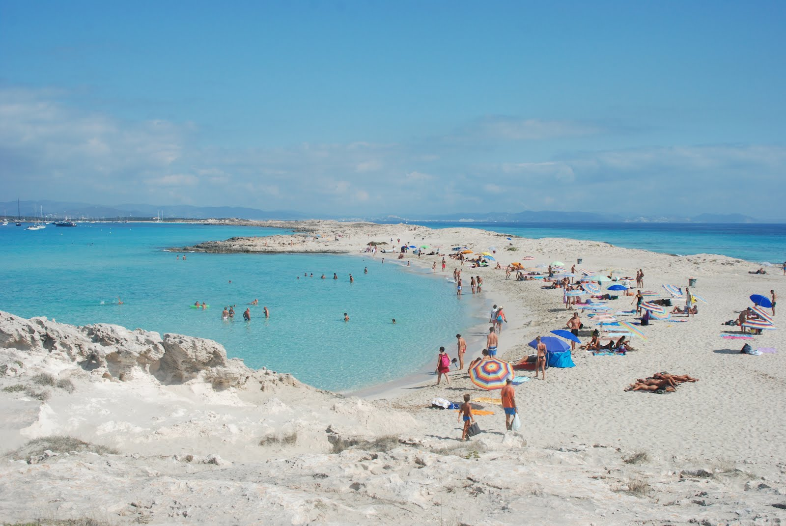CRUISIN THE ROUTE !: Formentera - Platja de Ses Illetes - Isla de s...