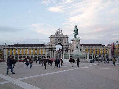 Lisboa - Praça do Comércio