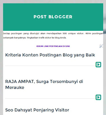 3 Template Simple SEO and Fast Loading Terbaik 2015