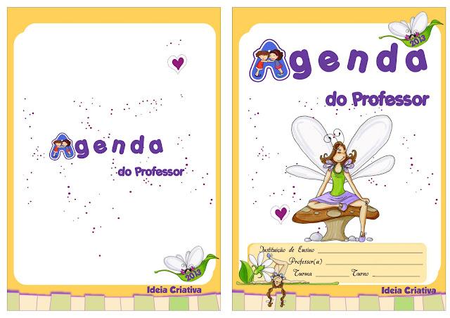 Capa Agenda 2013