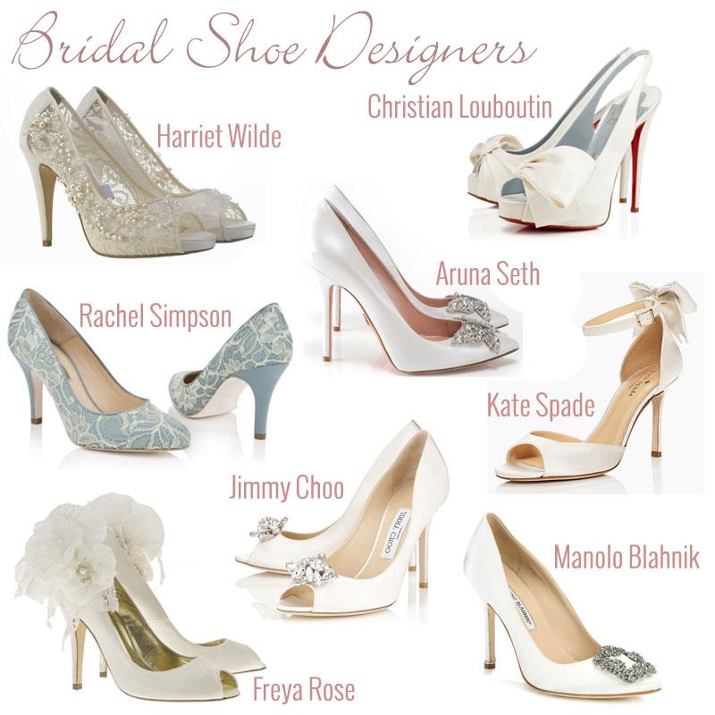 Special Hunt For Bridal Designer Shoes