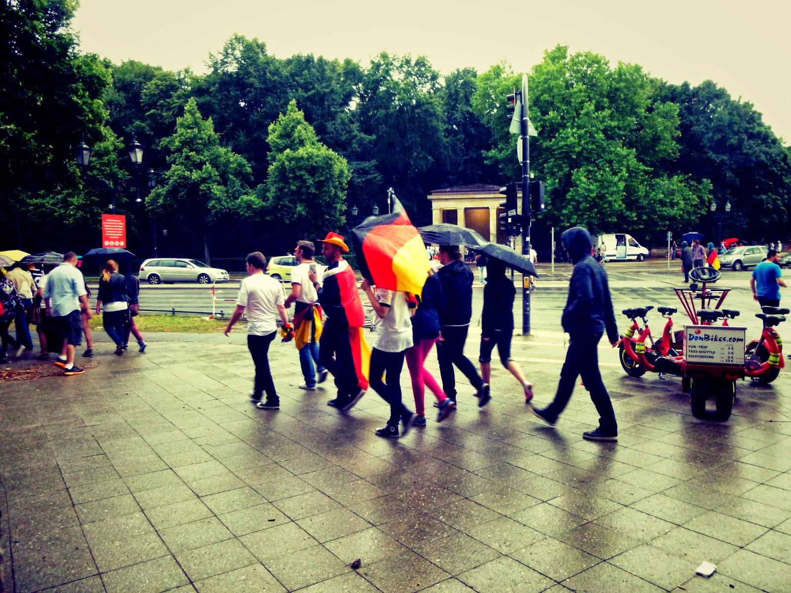 Berlin Fan Mile