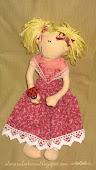 куколка - * Девочка с божьей коровкой*- * Girl with ladybird *
